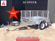 6X4 GALVANISE BOX TRAILER CAGE HEAVY DUTY FULLY WELDED NEW TYRES Lilydale Yarra Ranges Preview