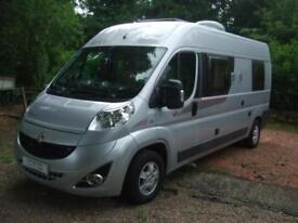 Rapido V56 Campervan with comfort automatic