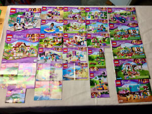 Lego Friends ULTIMATE COLLECTION !!!