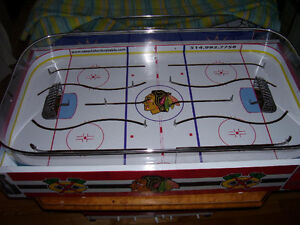 LNH JEU DE HOCKEY TABLE BOARD COLECO GAME ROOM MONTREAL QUEBEC West Island Greater Montréal image 7