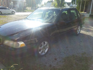 1998 Volvo S70 T5 Berline part out