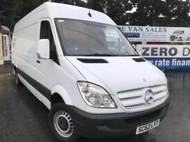 Mercedes-Benz Sprinter 2.1TD 316CDI LWB years mot and service included