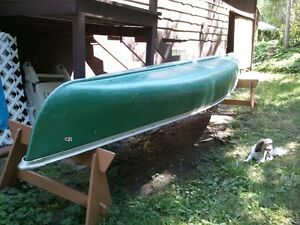 16' Coleman Canoe For Sale!