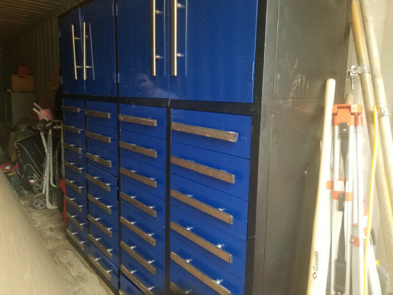 SUIHE 7 Ft 3 In. Tool Cabinet   Tool Storage & Benches ...