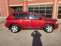 ***2007 Jeep Compass SUV, Crossover--5 SPEED--4X4--CLEAN!****
