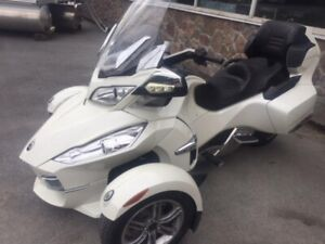 2012 Spyder RT Ltd
