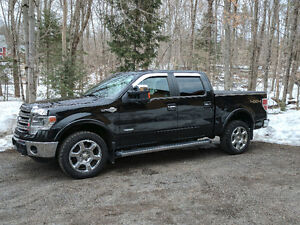 2014 Ford F150 SuperCrew King Ranch Ecoboost