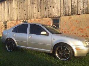2001 Volkswagen Jetta, safetied and etested