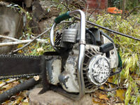 Pioneer 700 Chainsaw