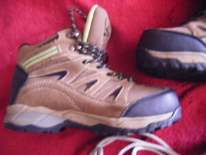 Work Boots  Steel Toe Size 6