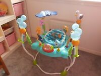 Disney Finding Nemo Sea of Activities Jumperoo