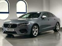 2018 Volvo S90 2.0 D4 R DESIGN 4dr Geartronic SALOON Diesel Automatic