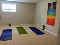 Yoga Classes & Private sessions in Kingston Westend