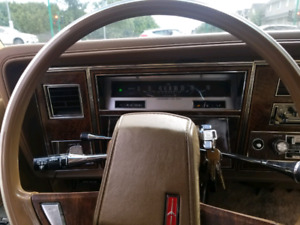 1985 Oldsmobile Delta 88 royal
