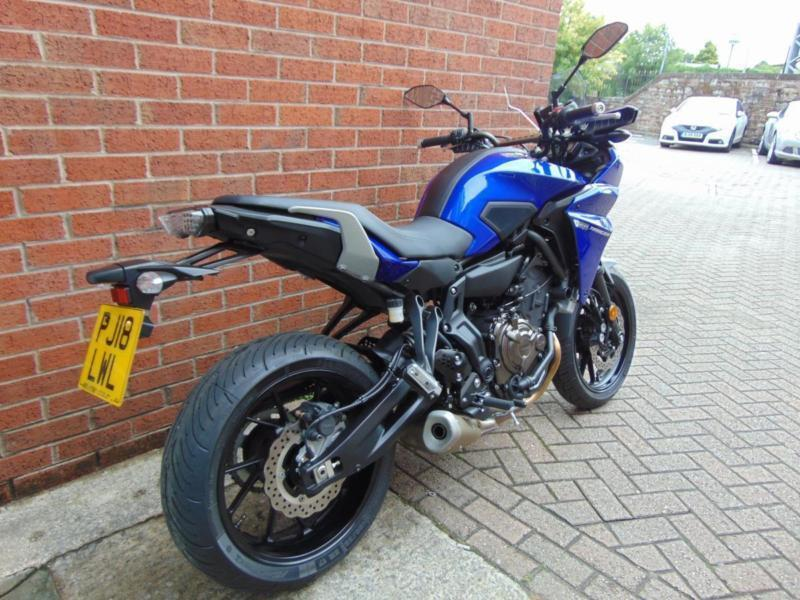 2018 18 YAMAHA TRACER 700 WITH FREE PANNIERS