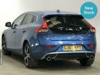 2017 Volvo V40 D3 [4 Cyl 150] R DESIGN Pro 5dr HATCHBACK Diesel Manual