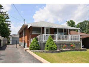3+2 Bed House for Lease in Hamilton Mountain