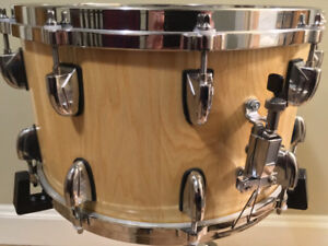 """Brand new solid ash snare drum 8""""x14"""""""