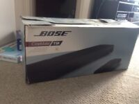 Bose cinemate SR1 home theatre system