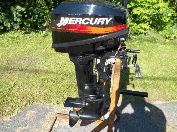 Mercury moteur hors bord 2 for Housse moteur hors bord mercury