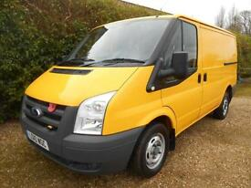 2010 FORD TRANSIT 2.2TDCI 115BHP 6SPEED SWB T300 FSH VERY CLEAN VAN NO VAT