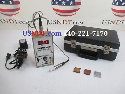 Kj Law Verimet M4900c Eddy Current Conductivity Meter Flaw Ndt Tester Nortec