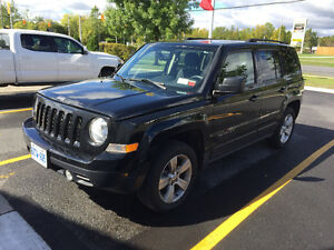 2013 Jeep Patriot Latitude SUV, Crossover