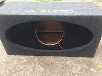 JL Audio 12W7 HO Enclosure
