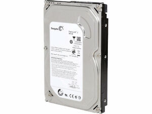 """500gb HDD Hard Drive - 3.5"""" SEAGATE . mint condition"""