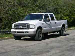Ford F350 deisel - calls only