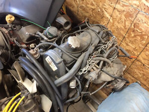Volvo 740 Turbo B230FT Engine, Manual Transmission, Parts