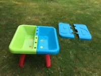 ELC Sand and Water Table (Only used twice)
