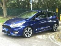 2019 Ford Fiesta 1.0 EcoBoost ST-Line 3dr Auto HATCHBACK Petrol Semi Automatic