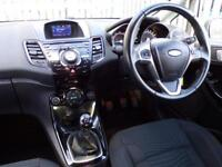 FORD FIESTA TITANIUM 2013 998cc Petrol Manual