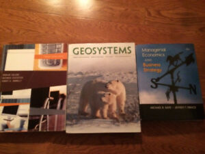 Douglas College Textbooks