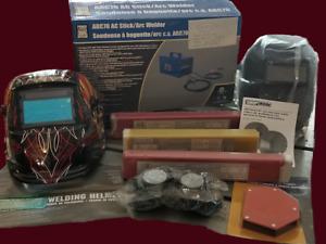 Stick Welder Kit