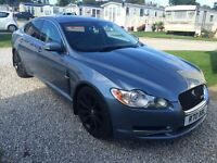 2008 Jaguar XF 2.7d twin turbo for sale or swap for motorbike