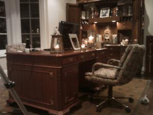Banker Desk