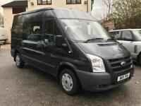 Ford Transit 2.2TDCi ( 115PS ) 280M ( Med Roof ) Double Cab-in-Va 280 MWB Trend
