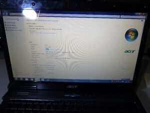 Acer aspire 5517 perfact latop 4 sale