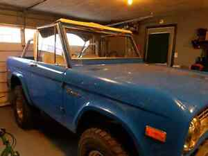 1974 ford bronco SOLD