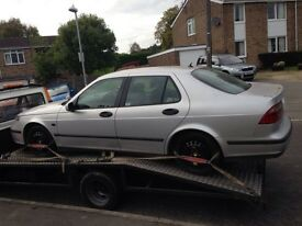 Saab 95 2.2tid breaking for spares 2002