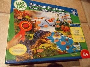 Leap Frog Casse-tête (Dinosaur Fun Facts floor puzzle)