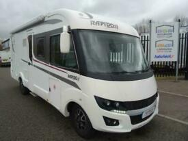 Rapido 883F A-Class 4 Berth Rear Fixed Bed motorhome for sale