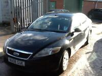 Ford Mondeo 2.0TDCi DIESEL 5 DOOR,METALIC BLACK Edge