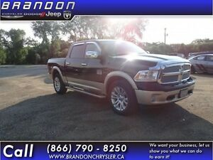 2014 Ram 1500 Longhorn- Leather Seats, Sunroof,Keyless Entry,Par