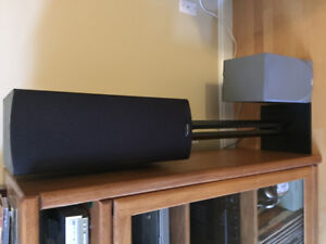 Two Paradigm Speakers