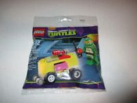 Lego 30271 TMNT: Mickey's Mini-Shellraiser (Neuf)
