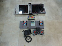 8bit Nes Lot of items games acessories ect