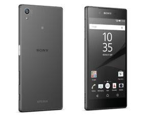 Sony Z5 32gb locked to bell
